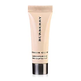 Burberry Fresh Glow Luminous Fluid Base 5ml No.01 Nude Radiance