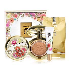 The History of Whoo GongJinHyang Mi Luxury Golden Cushion Special Set #23 (Limited)
