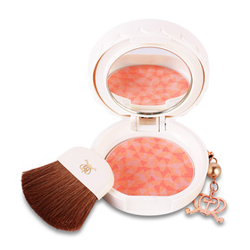 Bisous Bisous Rainbow Cluster Blusher #2 Butterfly