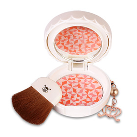 Bisous Bisous Rainbow Cluster Blusher #3 Apricot