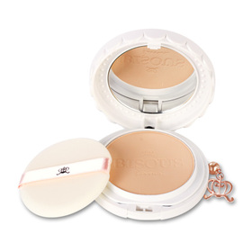 Bisous Bisous White Posy Whitening Powder Pact SPF27/PA++ #2 Ivory 11.5g