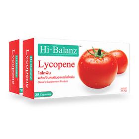 ซื้อ 1 แถม 1 Hi-Balanz Lycopene (30 Capsules x 2 Box)