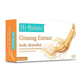 Hi-Balanz Ginseng Extract 30 Capsules