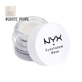 NYX Eye Shadow Base # ESB02 - WHITE PEARL