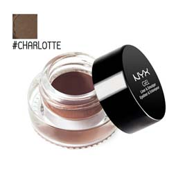 NYX Gel Liner & Smudger # GLAS02 - CHARLOTTE