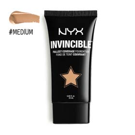 NYX Invincible Fullest Coverage Foundation # INF06 - MEDIUM