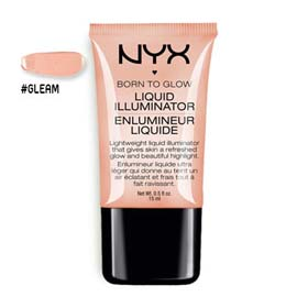 NYX Born To Glow Liquid Illuminator # LI02 - GLEAM