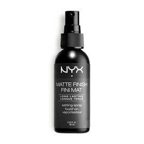 NYX Matte Finish Long Lasting Setting Spray # MSS01