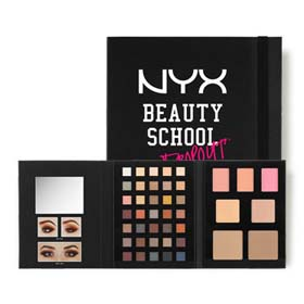 NYX Cosmetics Beauty School Dropout Palette - Back To Basics - S144