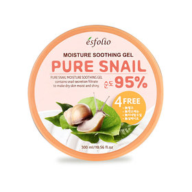 Esfolio Moisture Soothing Gel Pure Snail 95% 300ml