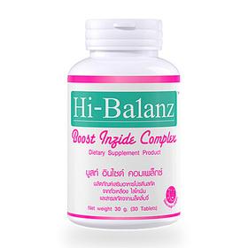 Hi-Balanz Boost inzide complex Antioxidant 30Tabs.