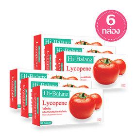 Set Hi-Balanz Lycopene (30 Capsules x 6 Box)