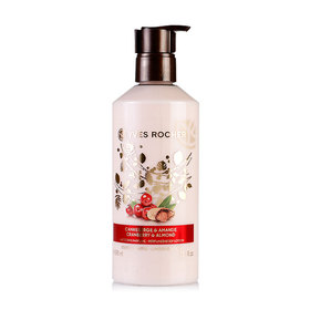 Yves Rocher Cranberry & Almond Perfumed Body Lotion 390ml