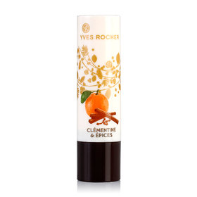 Yves Rocher Clementine & Spices Nourishing Lip Balm
