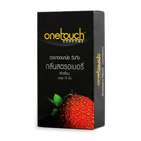 One Touch Strawberry Family Pack 52mm (12pcs)