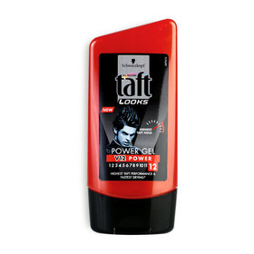 Schwarzkopf Taft Looks V12 Power Gel 150ml