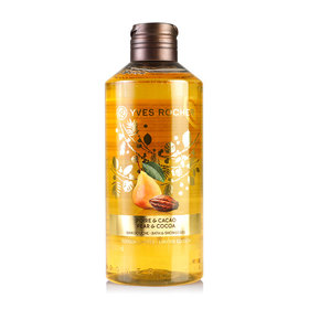 Yves Rocher Pear & Cocoa Bath & Shower Gel 400ml