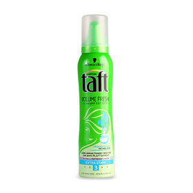 Schwarzkopf Taft Volume Fresh Mousse Extra Strong 150g
