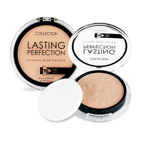 แพ็คคู่ Collection Lasting Perfection Powder 9gx2 #02 Medium