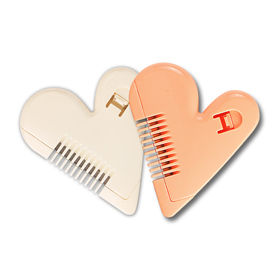 แพ็คคู่ Malian Hair Cutter (Coral+White) 2pcs