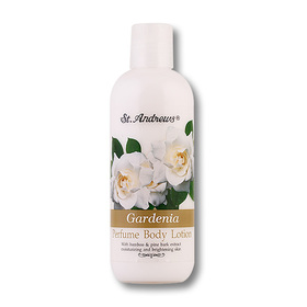 St. Andrews Gardenia Perfume Body Lotion 250ml