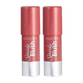 ซื้อ 1 แถม 1 Collection Speedy Blush Stick #1 Tickled Pink (2pcs)