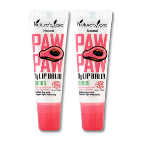 ซื้อ 1 แถม 1 Paw Paw Lip Balm (10gx2) #Citrus