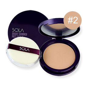 Sola Bright Shimmer Pact SPF35 PA++ 12g #2