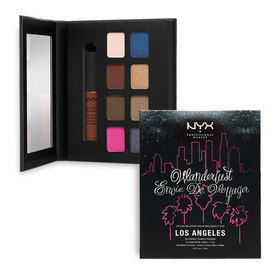 NYX Wanderlust Lip & Eye Collection City Set #Los Angeles