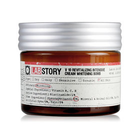 Labstory V 10 Revitalizing Intensive Cream Whitenung Bomb 60ml