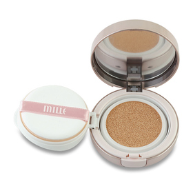 Mille Whitening Oil Control Cushion Matte Coverage SPF50 PA++ #Light Beige