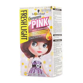 Schwarzkopf Fresh Light Milky Hair Color #Champagne Pink