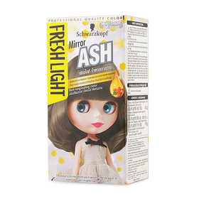 Schwarzkopf Fresh Light Milky Hair Color #Mirror Ash