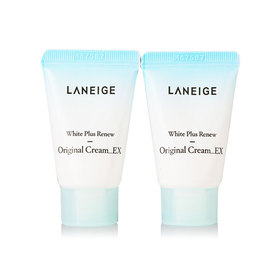 แพ็คคู่ Laneige White Plus Renew Original Cream (10ml x2)