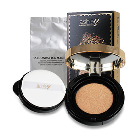 Ashley Double Color Sense Of Water Isolation BB Cushion 15g #03
