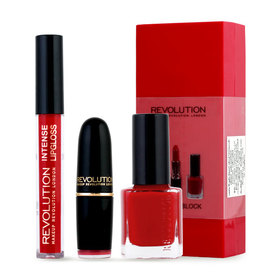Makeup Revolution Colour Blocks Set 3 Items #Propaganda