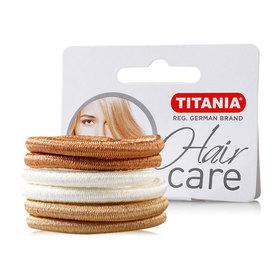 Titania Elastice Mixed Brown 6 pieces(สินค้านี้ไม่ร่วมรายการซื้อ 2 ชิ้นฟรีค่าจัดส่ง)