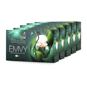 Emvy Dietary Supplement Set (15 Capsules x 5 Boxes)