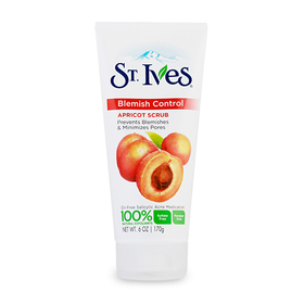 St.Ives Blemish Control Apricot Facial Scrub 170g