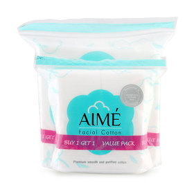 Aime Facial Cotton 150pcs Free! Facial Cotton 70pcs