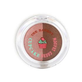 Beauty Buffet The Bakery Cupcake Buddy Shadow #03 Peachy Cream Choco Fudge
