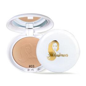 Chaonang แป้งเจ้านาง Perfect Bright UV 2 Way Powder Foundation SPF20/PA+++ 10g #03 ผิวสีเเทน