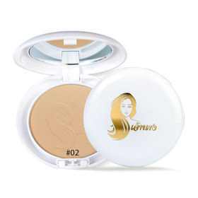 Chaonang แป้งเจ้านาง Perfect Bright UV 2 Way Powder Foundation SPF20/PA+++ #02 ผิวสองสี