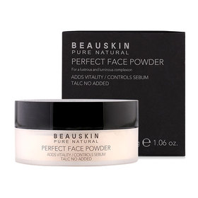 Beauskin Pure Natural Perfect Face Power 30g #21 Natural Beige