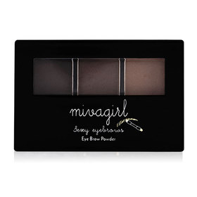 Mivagirl Sexy Eyebrows Eye Brow Powder #M-06-01