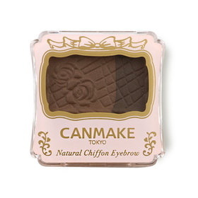 Canmake Natural Chiffon Eyebrow #02