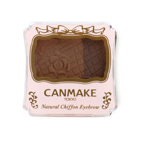 Canmake Natural Chiffon Eyebrow #03