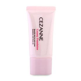 Cezanne Creamy Foundation SPF29/PA+++ #10 28g
