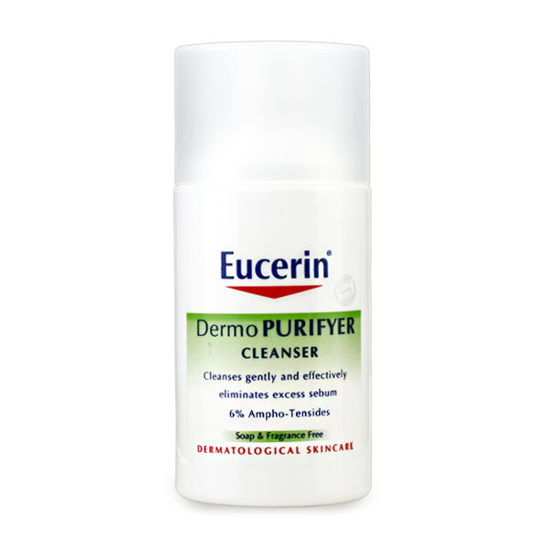 Eucerin Dermo Purifyer Cleanser 100ml (No Box)
