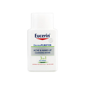 Eucerin Dermo Purifyer Acne & Make-Up Cleansing Water 20ml (No Box)